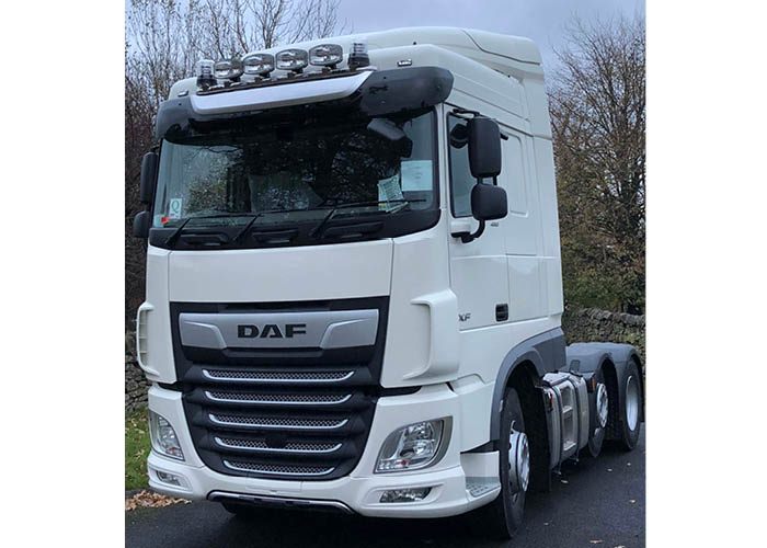 DAF XF106 Space Cab Facelift Hibar Small ST  STEEL   ctcnl